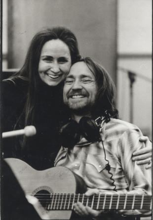 1973 Bobbie and Willie