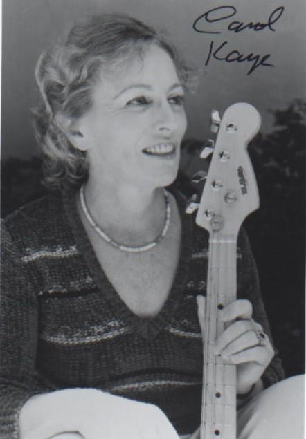 CaroleKayeAutograph