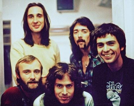 Genesis In The 70s