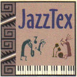 This image has an empty alt attribute; its file name is jazztex1-logo-150px.jpg